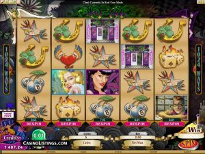 Hot Ink Online Casino Game