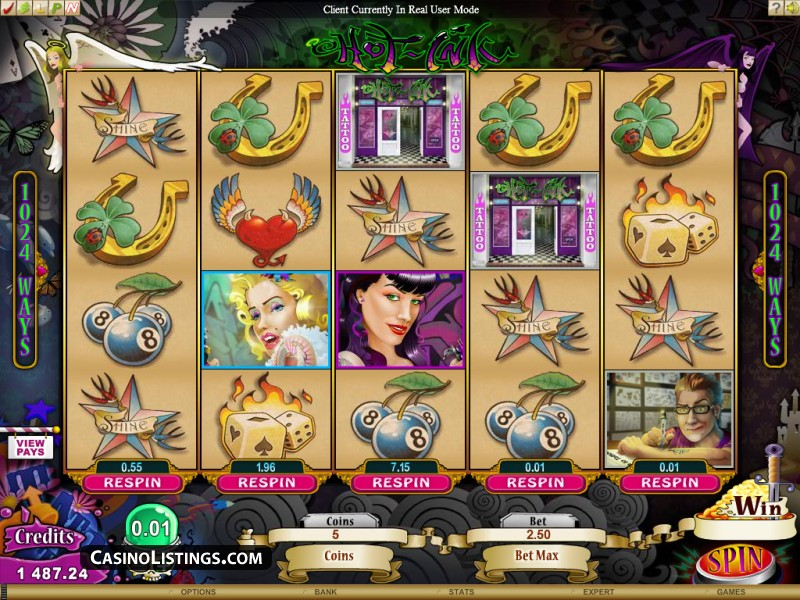 The Most Thrilling Game of Online Casino Gambling World – Hot Ink
